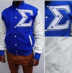 phi beta sigma letterman jacket