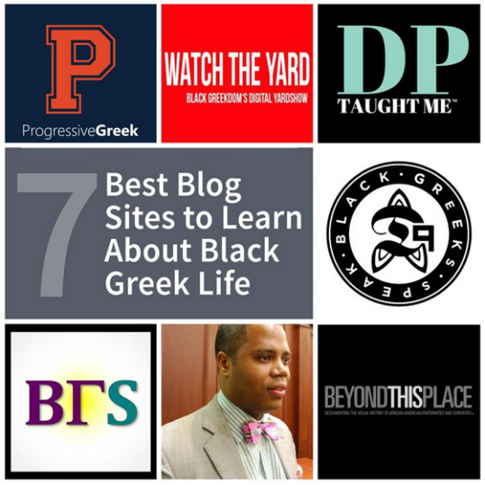 HBCU Lifestyle - 7 Best Blog Sites to Learn About Black Greek Life